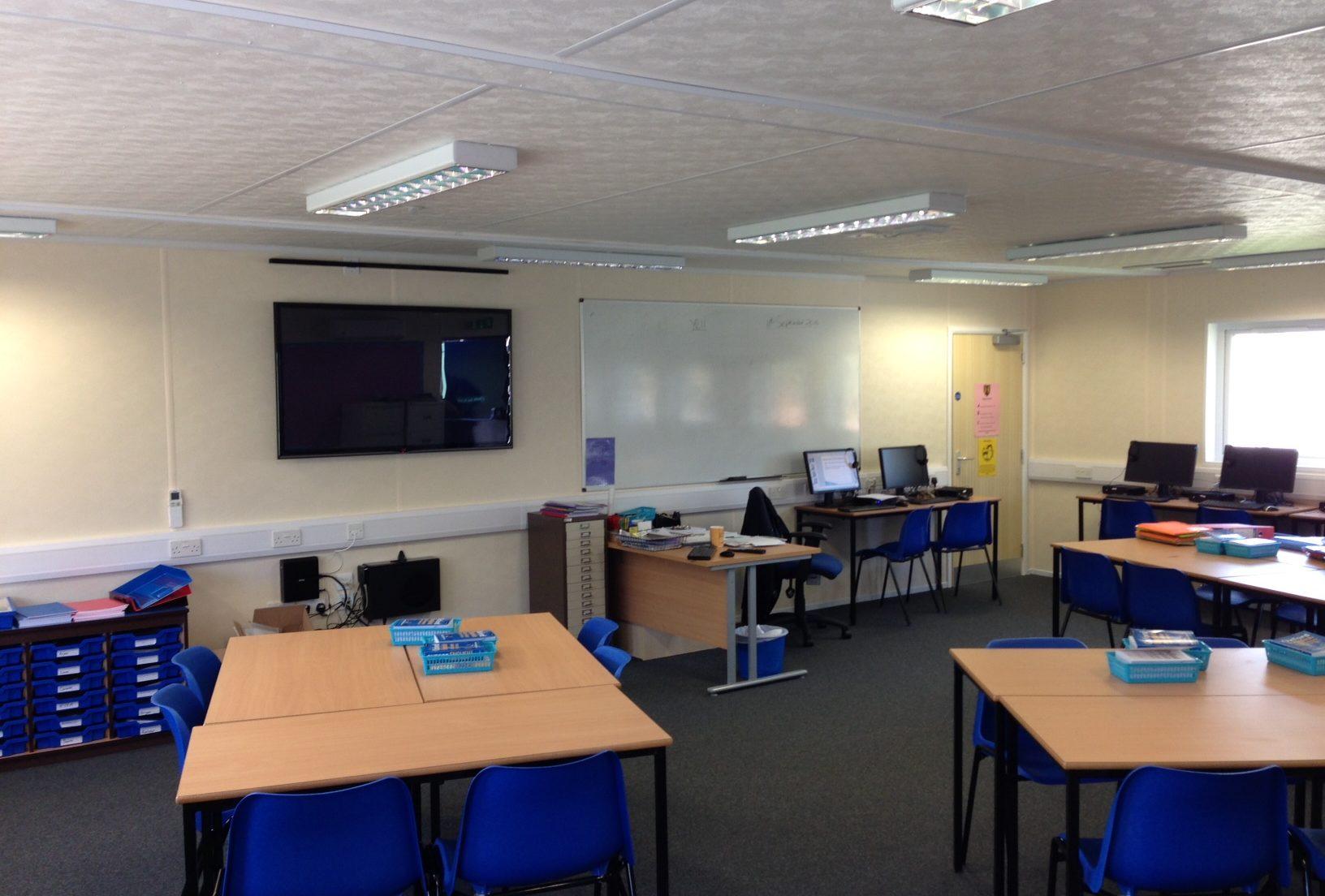 bespoke classrooms