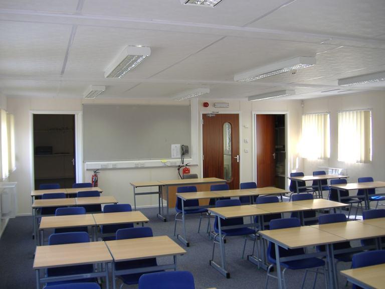 Single Modular Classroom