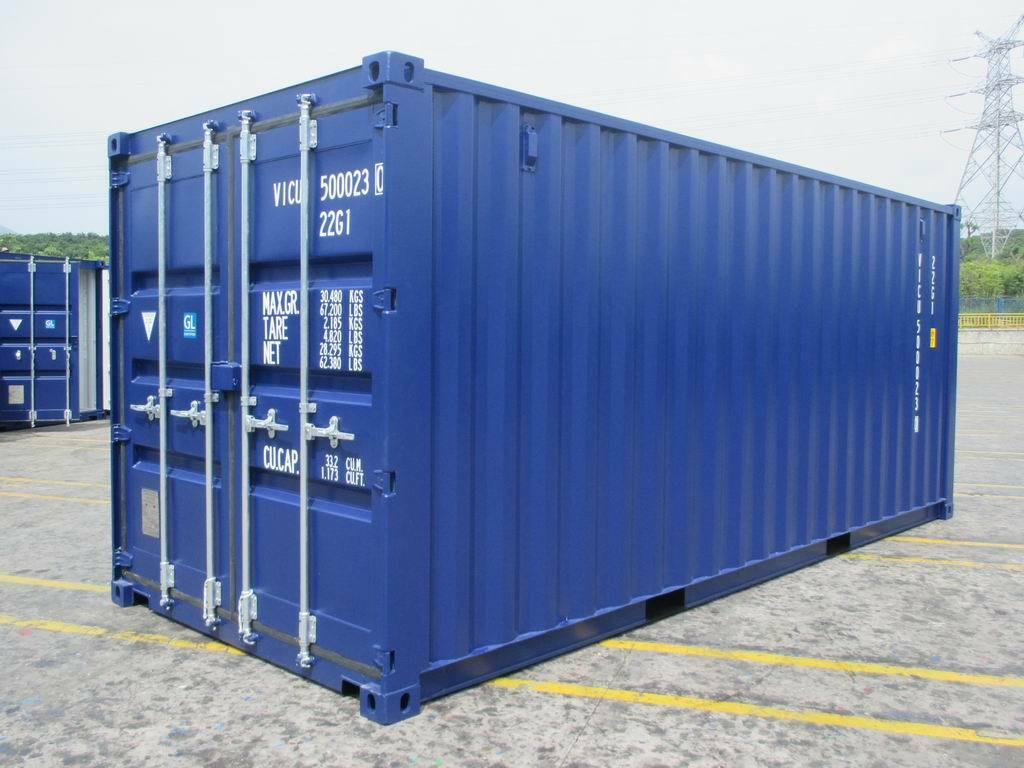 Shipping containers for schools
