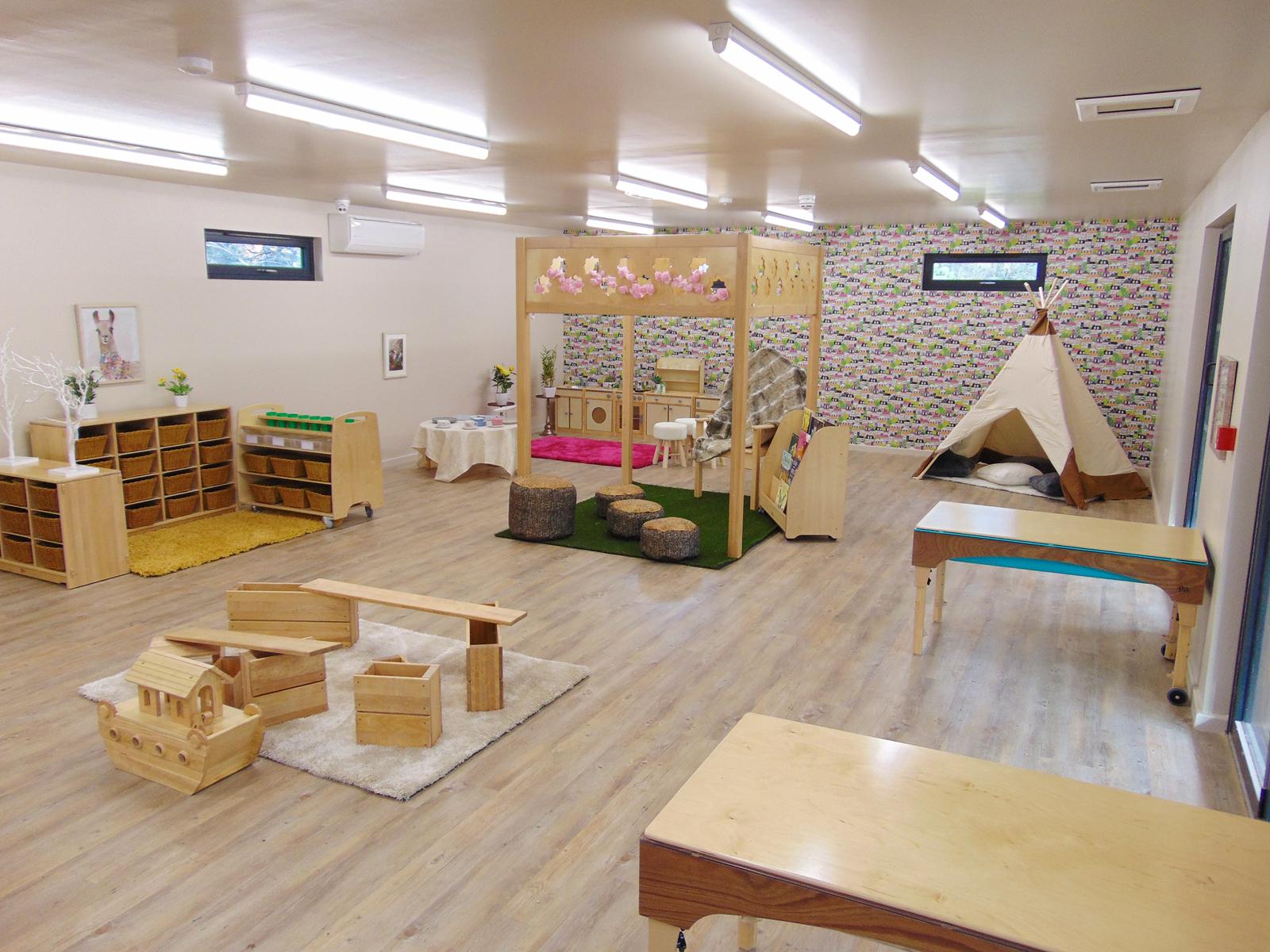Modular Nurseries