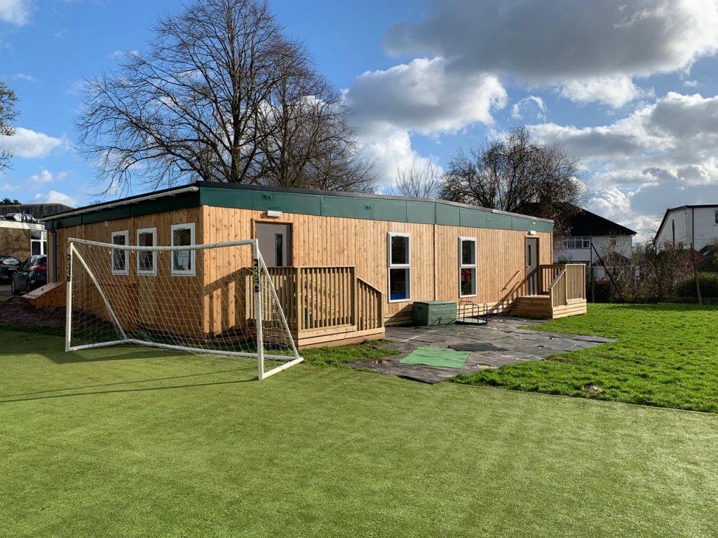 Modular Nursery Staffordshire