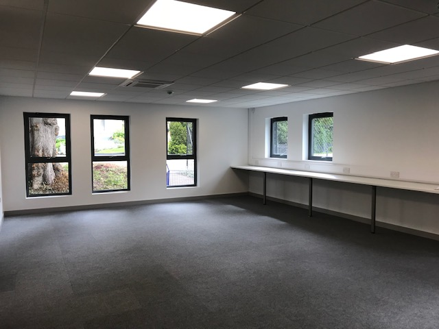 Modular Classroom Leicester, Music Room