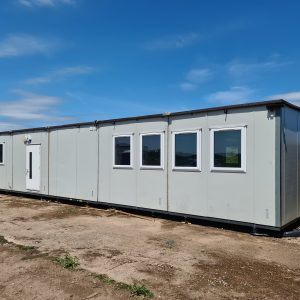 Double Classroom Modular Building, Modular Classroom