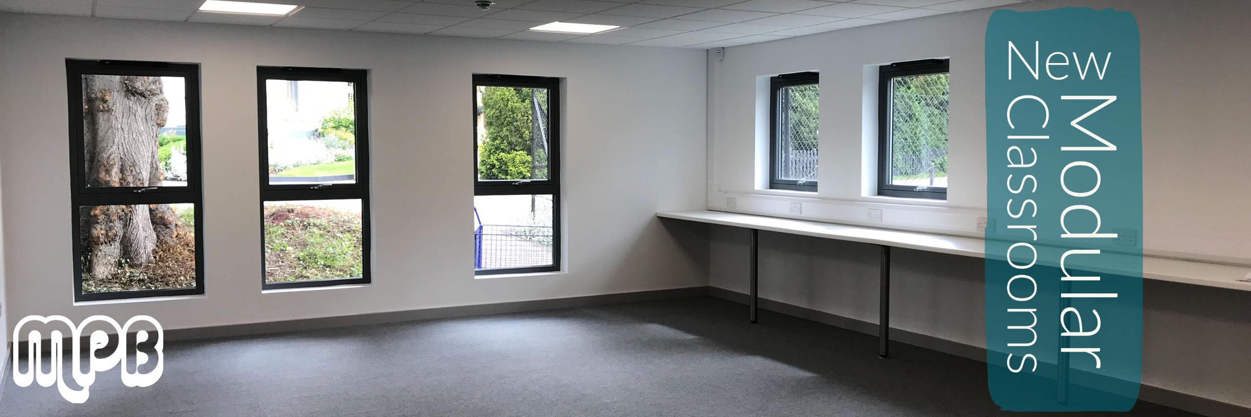 New Modular Classrooms
